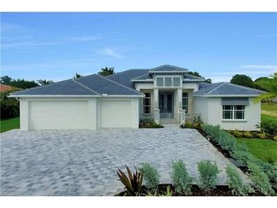 627 Rose Garden RD, Cape Coral, FL 33914 - #: 216075823