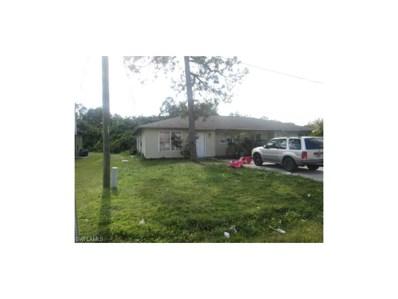 4120 Pine Drop LN, North Fort Myers, FL 33917 - MLS#: 217001146