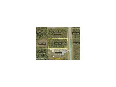 511 Plumosa AVE, Lehigh Acres, FL 33972 - MLS#: 217001863
