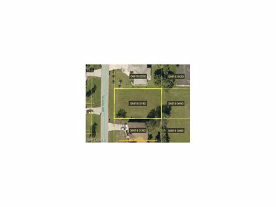 5225 19th PL, Cape Coral, FL 33914 - MLS#: 217008987