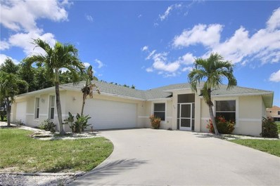 717 35th TER, Cape Coral, FL 33914 - MLS#: 217009523