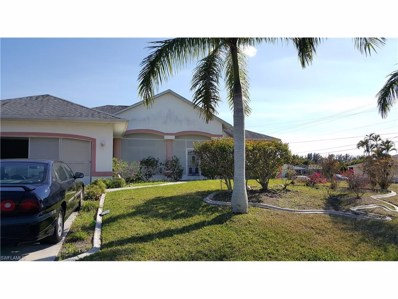 216 14th ST, Cape Coral, FL 33990 - MLS#: 217020980