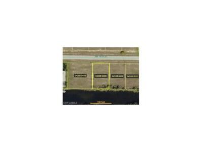 3420 18th ST, Cape Coral, FL 33993 - MLS#: 217022654