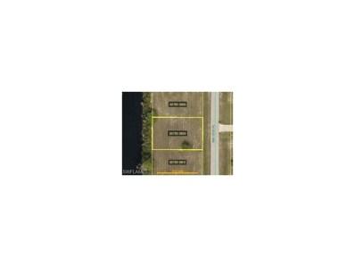 406 18th PL, Cape Coral, FL 33993 - MLS#: 217024916