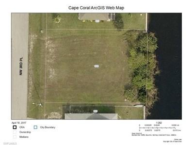 809 3rd PL, Cape Coral, FL 33993 - MLS#: 217027870