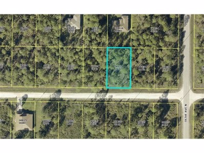 3204 34th W ST, Lehigh Acres, FL 33971 - MLS#: 217029289