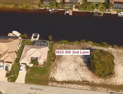3623 2nd LN, Cape Coral, FL 33991 - MLS#: 217029879