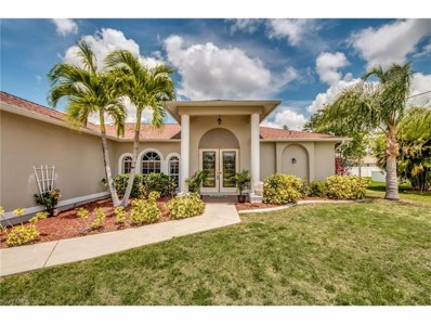 3829 11th AVE, Cape Coral, FL 33914 - MLS#: 217030325