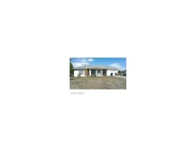 3206 21st Sw ST, Lehigh Acres, FL 33976 - MLS#: 217032159