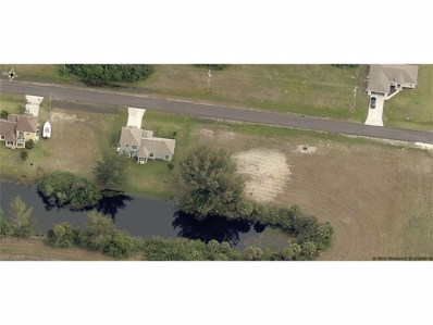3710 17th AVE, Cape Coral, FL 33909 - MLS#: 217032475