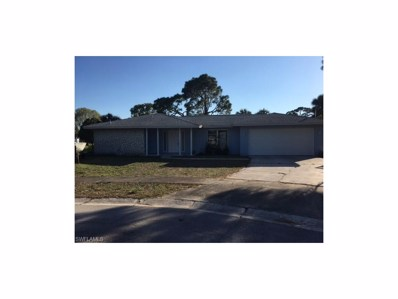 4866 Lema CT, North Fort Myers, FL 33903 - MLS#: 217032784
