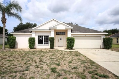 1529 Scholar CT, Lehigh Acres, FL 33971 - MLS#: 217034146