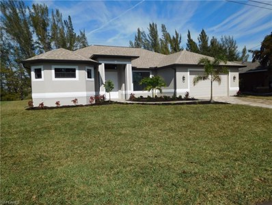 307 16th ST, Cape Coral, FL 33990 - MLS#: 217037576