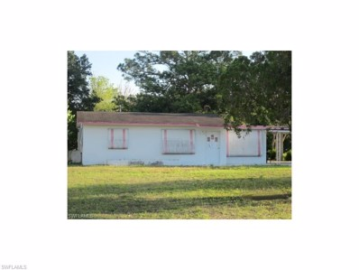 1105 Taylor LN, Lehigh Acres, FL 33936 - MLS#: 217038280