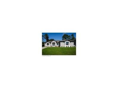 5230 Billings ST, Lehigh Acres, FL 33971 - MLS#: 217043384