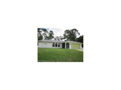 3106 18th W ST, Lehigh Acres, FL 33971 - MLS#: 217043606