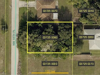23 18th PL, Cape Coral, FL 33993 - MLS#: 217048028