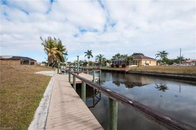 1515 11th AVE, Cape Coral, FL 33990 - MLS#: 217049802