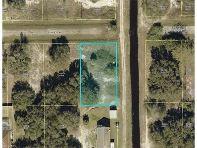 2601 54th Sw ST, Lehigh Acres, FL 33976 - MLS#: 217050911