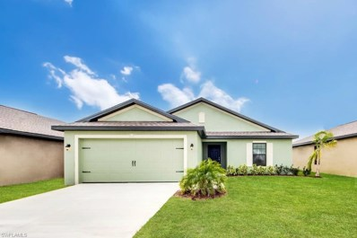419 Shadow Lakes DR, Lehigh Acres, FL 33974 - MLS#: 217056215