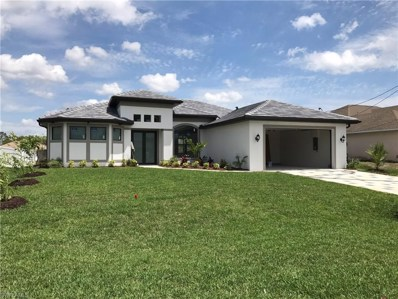 310 28th TER, Cape Coral, FL 33904 - MLS#: 217056794