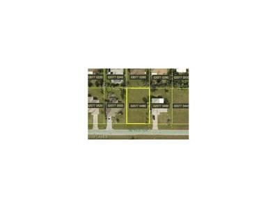 1105 14th TER, Cape Coral, FL 33909 - MLS#: 217057331