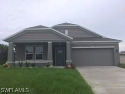 1239 22nd AVE, Cape Coral, FL 33993 - MLS#: 217057991
