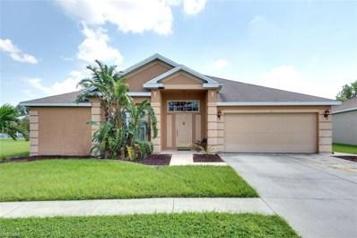 4516 Varsity CIR, Lehigh Acres, FL 33971 - MLS#: 217059573