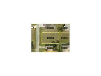 1315 9th PL, Cape Coral, FL 33909 - MLS#: 217059954