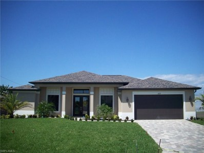 1113 45th ST, Cape Coral, FL 33914 - MLS#: 217060290