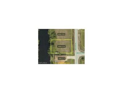 814 28th PL, Cape Coral, FL 33993 - MLS#: 217062374