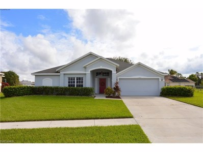 1504 Fieldhouse CT, Lehigh Acres, FL 33971 - MLS#: 217063492