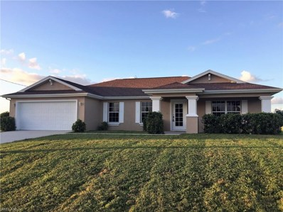 2715 13th ST, Cape Coral, FL 33993 - MLS#: 217063973