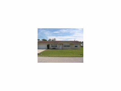 119 Dania CIR, Lehigh Acres, FL 33936 - MLS#: 217066746