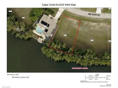 440 24th ST, Cape Coral, FL 33991 - MLS#: 217067130