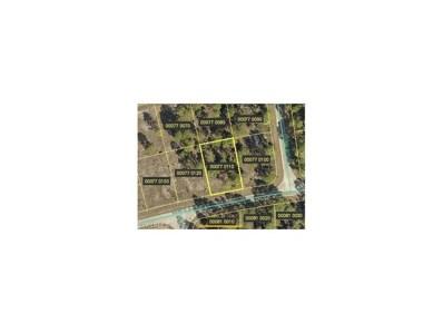 825 VanCe E ST, Lehigh Acres, FL 33974 - MLS#: 217067245