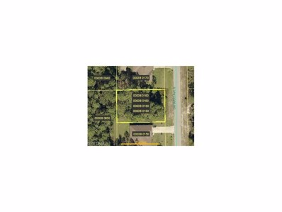734 Ontario S AVE, Lehigh Acres, FL 33974 - MLS#: 217067246