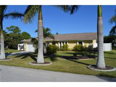 1121 15th TER, Cape Coral, FL 33990 - MLS#: 217067311