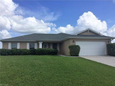 4145 8th PL, Cape Coral, FL 33909 - #: 217068883