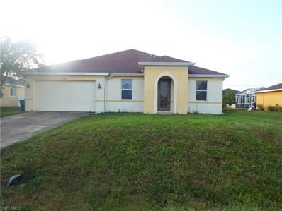 1422 10th ST, Cape Coral, FL 33909 - MLS#: 217069155
