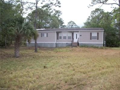 1701 Panama AVE, Clewiston, FL 33440 - MLS#: 217069665