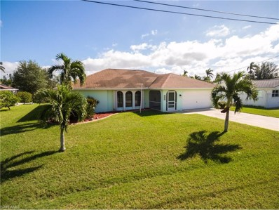 3811 15th AVE, Cape Coral, FL 33904 - MLS#: 217069692