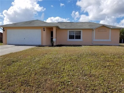 1326 1st AVE, Cape Coral, FL 33909 - MLS#: 217071559