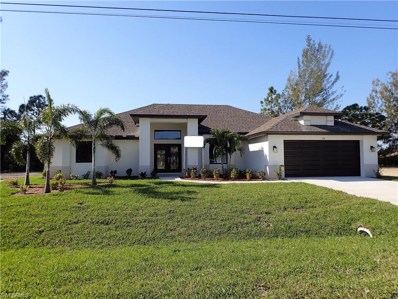 332 13th TER, Cape Coral, FL 33990 - MLS#: 217071735