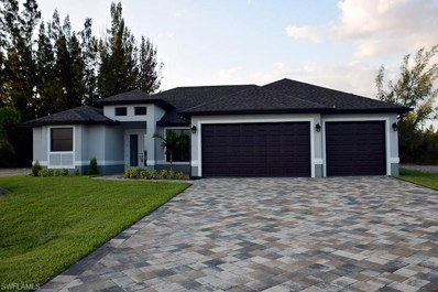 1145 39th TER, Cape Coral, FL 33914 - MLS#: 217072599