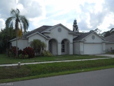 4465 Varsity Lakes DR, Lehigh Acres, FL 33971 - MLS#: 217073806