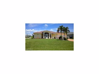 4021 15th AVE, Cape Coral, FL 33914 - MLS#: 217074005
