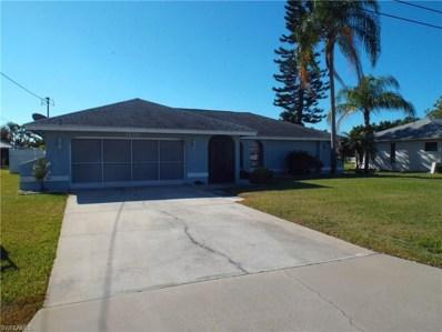 1110 16th ST, Cape Coral, FL 33990 - MLS#: 217074820