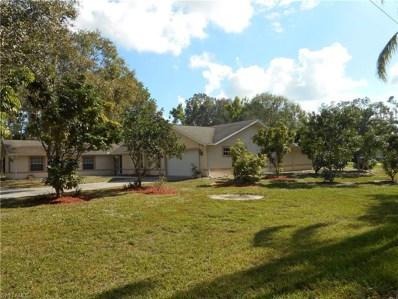 6910 Magnolia LN, Fort Myers, FL 33966 - MLS#: 217075154