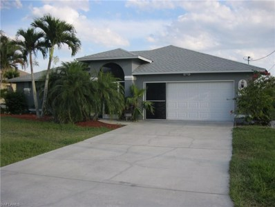 706 35th ST, Cape Coral, FL 33914 - MLS#: 217075791